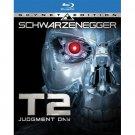 TERMINATOR 2-JUDGMENT DAY (Blu-ray) Arnold Schwarzenegger