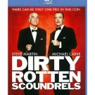 Dirty Rotten Scoundrels (Bluray) Steve Martin, MIchael Cain, Glenne Headly