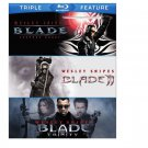 Blade Trilogy (Bluray) starring Wesley Snipes, Ryan Reynolds,  Kris Kristofferson