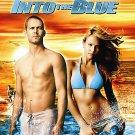 Into The Blue Blu-ray starring Paul Walker & Jessica Alba