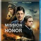 Mission Of Honor [New Blu-ray] Iwan Rheon, Milo Gibson & Marcin Dorocnski