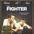 The Fighter Blu-ray/DVD, 2011, 2-Disc Set Mark Walberg & Christian Bale