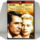 To Catch a Thief (DvD, 1955, Widescreen) starring Cary Grant & Grace Kelly