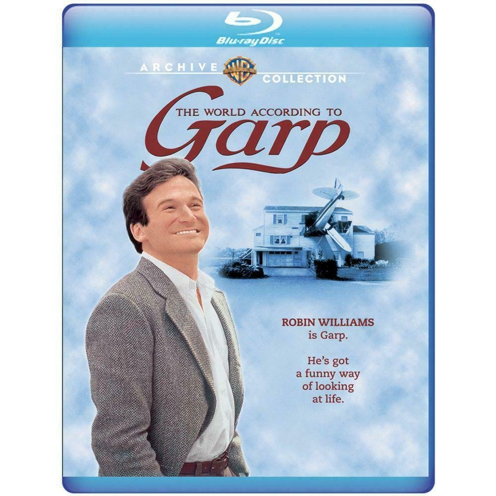 The World According to Garp(Bluray)Robin Williams,Mary Beth Hurt,Glenn Close
