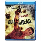 Bullet to the Head (Blu-ray, 2013) starring Sylvester Stallone & Jason Momoa