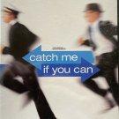 Catch Me If You Can (DVD, 2003, 2-Disc Set, Widescreen) Leonardo Dicaprio