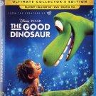 The Good Dinosaur (3D + BD + DVD + Digital) [Blu-ray]