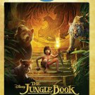 The Jungle Book (3D Blu-ray/Blu-ray/DVD/Digital HD) Collector's Edition + Slipcover