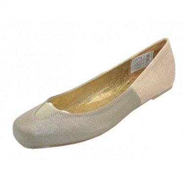 Square Toe Ballerina Slip-On Flat shoes