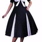 50's Polkadot Swing dress S M L 1X 2X 3X 4X