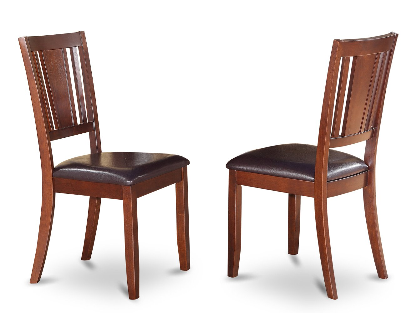 Black And Wood Kitchen Chairs