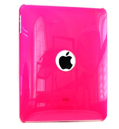 Kroo Crystal Case for Apple iPad (Color: RED/11937)