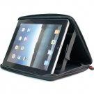"""Kroo Cube Hard Eva Case fits up to 9"""" Tablets (Color: BLACK/12029)"""