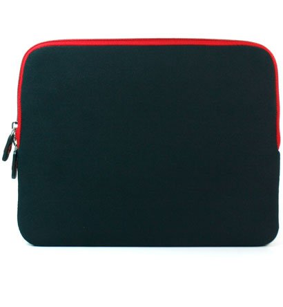 """Kroo Glove 2 Case fits up to 9"""" Tablets (Color: RED/11897)"""