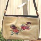 Relic Canvas Floral Embroidered Handbag