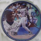 """Ken Griffey Jr """"Most Valuable Player"""" Collector's Plate"""