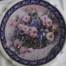 """Roses"" Collector's Plate"
