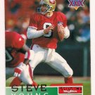 1995 Skybox Impaci Steve Young Superbowl XXIX