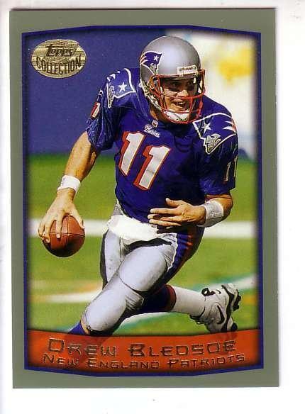 1999 Topps Drew Bledsoe