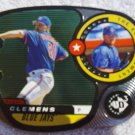 "1998 UD3  Die Cut ""The Establishment"" Roger Clemens #d/2000"