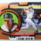 "1998 UD3 ""Future Impact"" Ben Grieve Rookie Card"