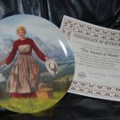 """Sound of Music"" Collector Plate"