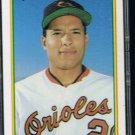 1990 Bowman David Segui Rookie Card