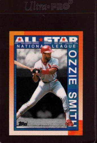 1990 Topps All-Star #400 Ozzie Smith