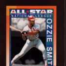 1990 Topps All-Star #400 Ozzie Smith
