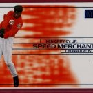 2000 Skybox Speed Merchants Ken Griffey, Jr