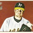 2009 Topps 206 Brett Abderson Rookie Card