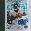 2006 Topps DPP Byron Leftwich Jersey