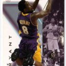 2001-02  SPx Kobe Bryant  SAMPLE
