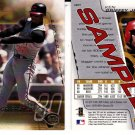 2001 SPx Ken Griffey, Jr  SAMPLE
