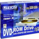 Lite-On 16x DVD-ROM Drive Black, Retail