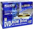 Lite-On 16x DVD-ROM Drive Black, Retail