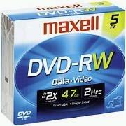 Maxwell-DVD -RW