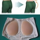 Silicone Pads Lift Up Padded Pantie Insert Buttocks -- Size S