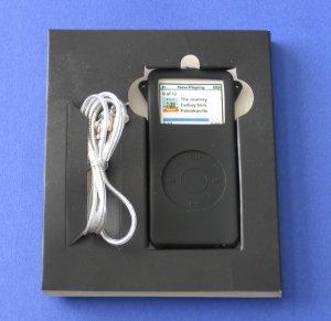 iPod Nano Silicone Skin Cases I-pod Apple NEW Black