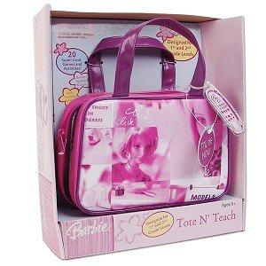 Oregon Scientific BH803-05/BTMPK Barbie Tote 'N' Teach