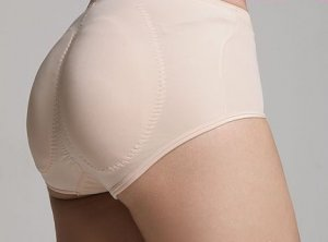 Silicone Pads Lift Up Fashion Padded Pantie Insert Buttock Buttocks - Size L