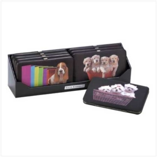 Keith Kimberlin Puppy Wallets--Lot of 8  **SEE NOTE**