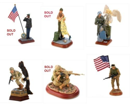 Limited Edition American Heroes� by Vanmark® *SEE NOTE*