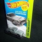 Hot Wheels 2014 007 Goldfinger James Bond Aston Martin 1963 DB5