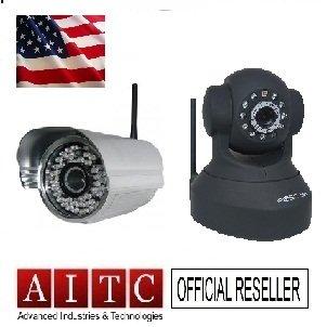 Foscam FI8905W +FI8918W  Wireless IP camera (Tax+Free 48 hours USPS Priority Delivery)