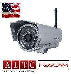 Foscam FI8904W-2012 Model-Wireless IP Camera