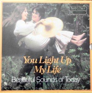 YOU LIGHT UP MY LIFE (8 LP Box Set) Reader's Digest - Romantic Strings