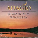 ADAGIO (4 CD) Klassik Zum Geniessen (Classics to Enjoy) Reader's Digest Das Beste Mint (Germany)