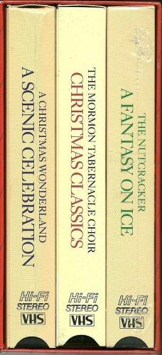 THE WONDERS OF CHRISTMAS (3 VHS) Reader's Digest Xmas Morman Tabernacle Nutcracker Dorothy Hammill