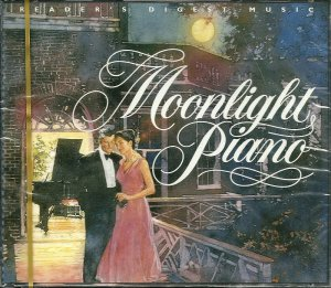 MOONLIGHT PIANO (4 CD) Reader's Digest Easy Listening Ronnie Aldrich Roger Williams